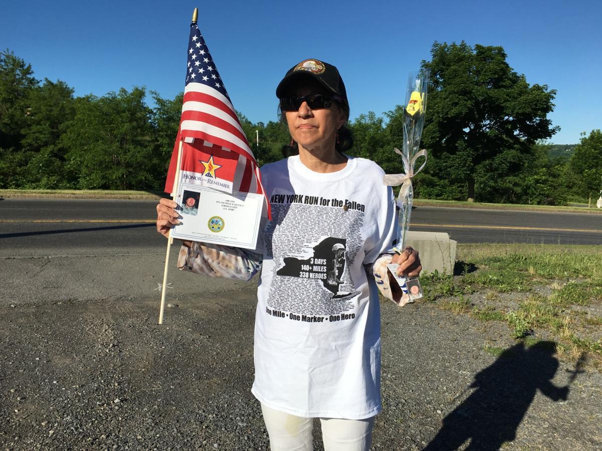 New york cayuga county - Run For The Fallen