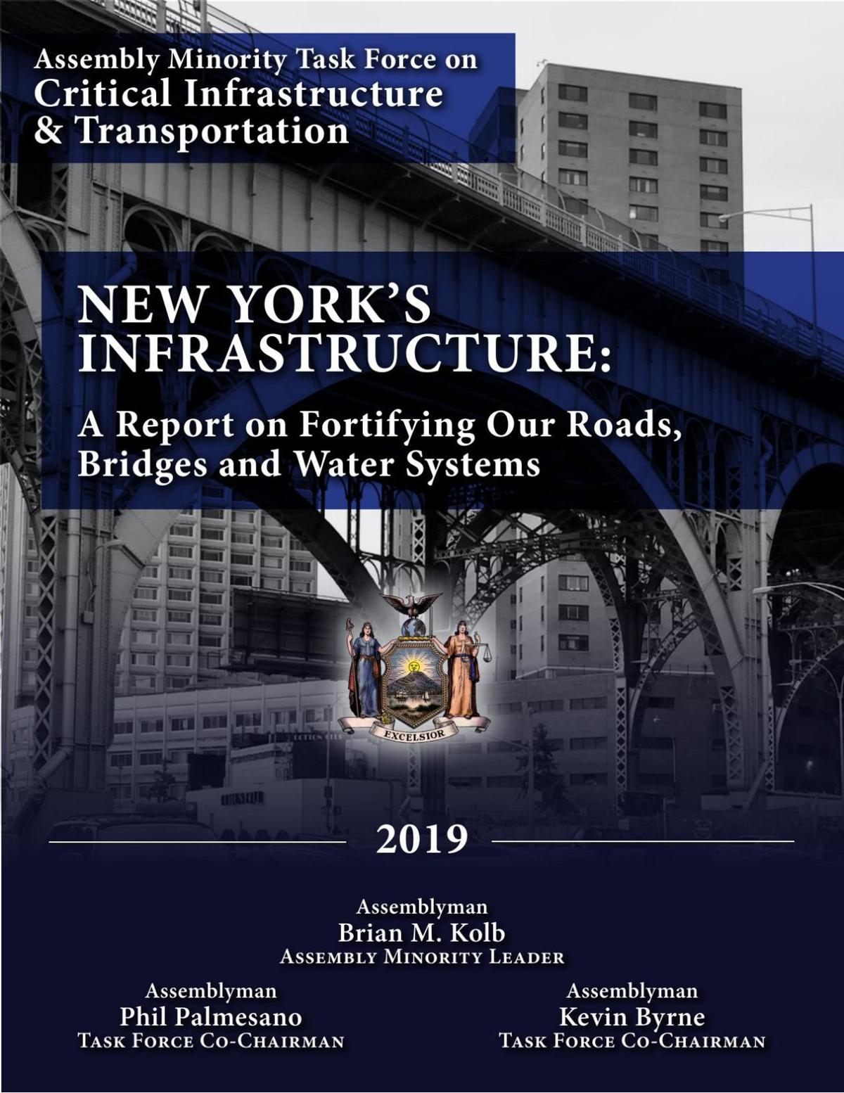 Assembly GOP Infrastructure Task Force Report