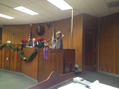 Cayuga County Budget Hearing