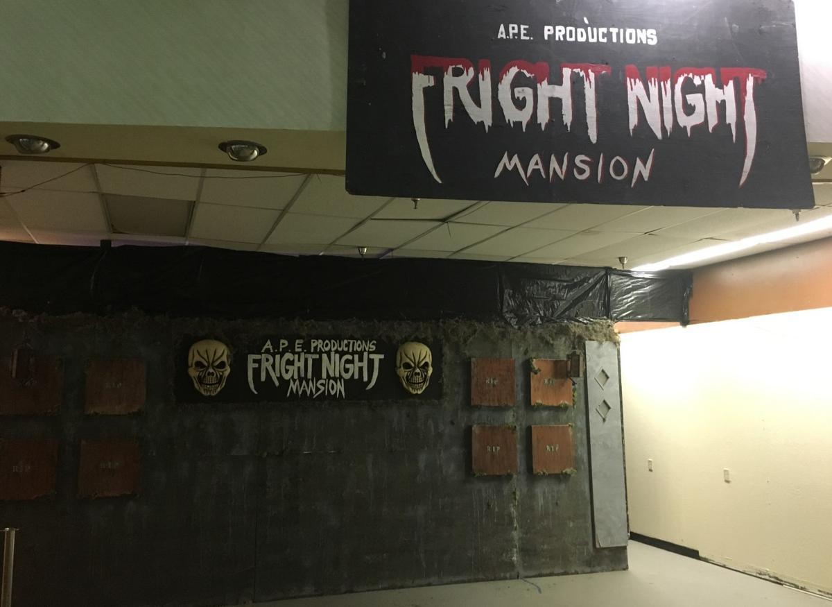 Fright Night Mansion 2