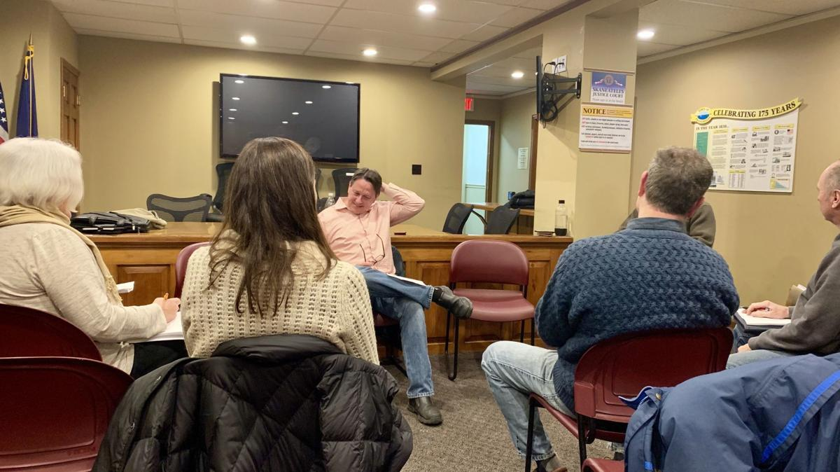 Skaneateles' Hamlet Committee kicks off, selects chairperson
