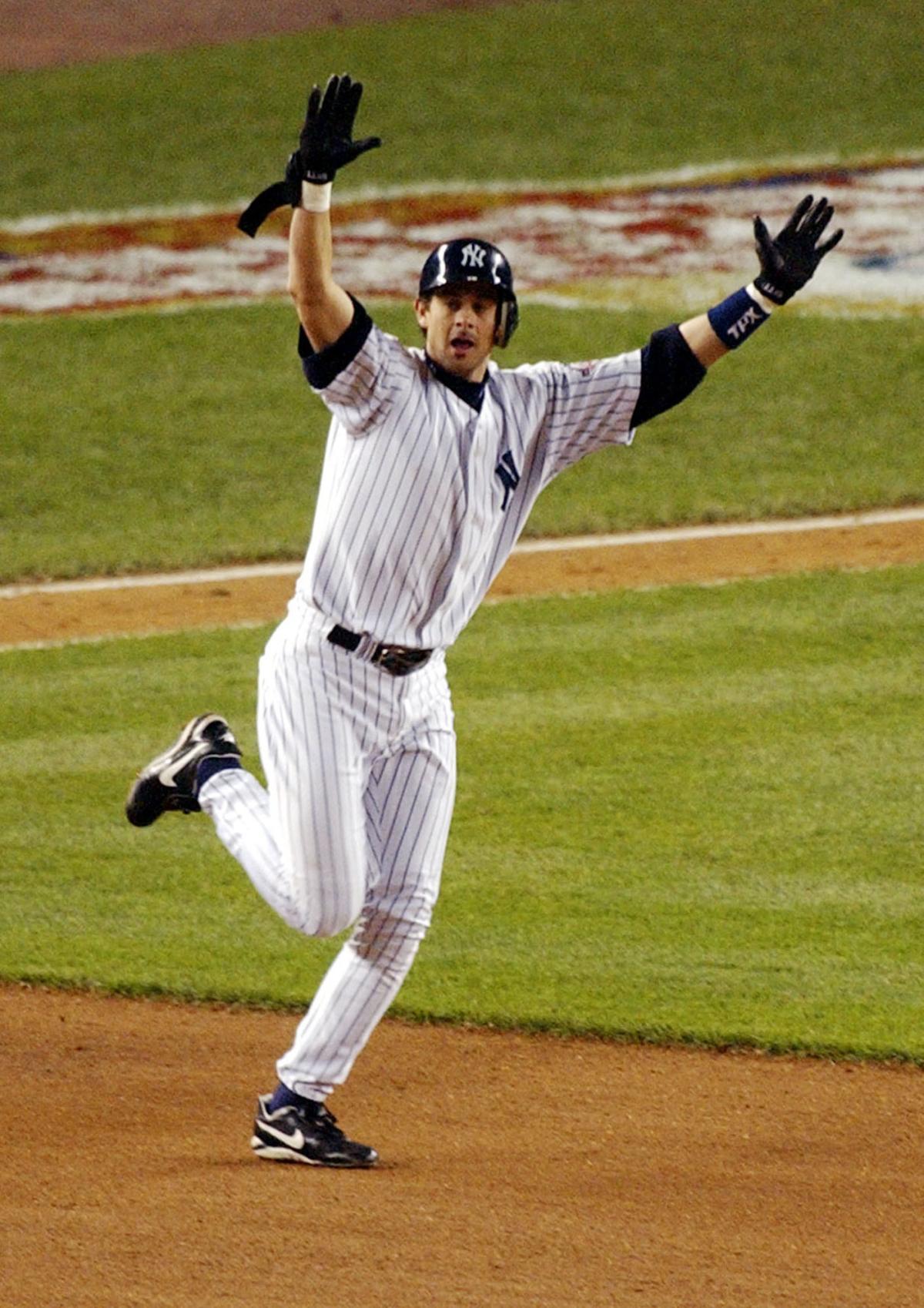 Yankees Boone Baseball
