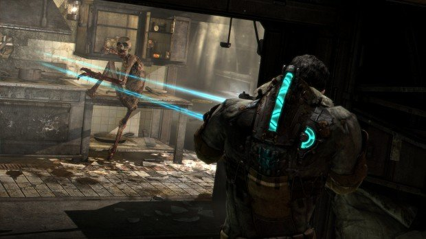Game Review I Made A Gun It Made Dead Space 3 Really Easy