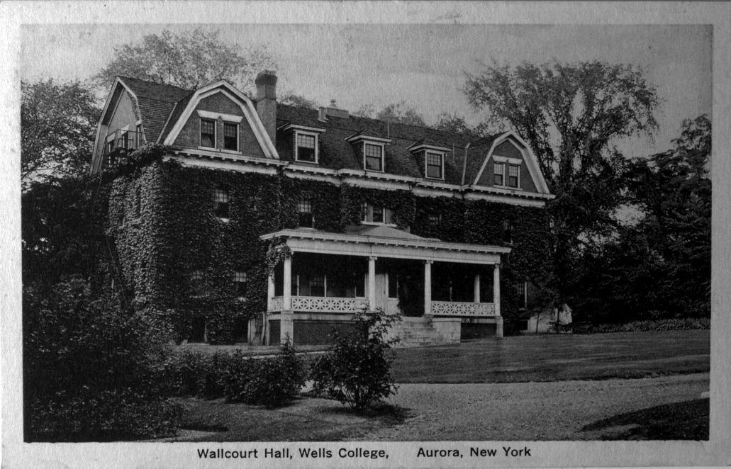 Wallcourt Hall