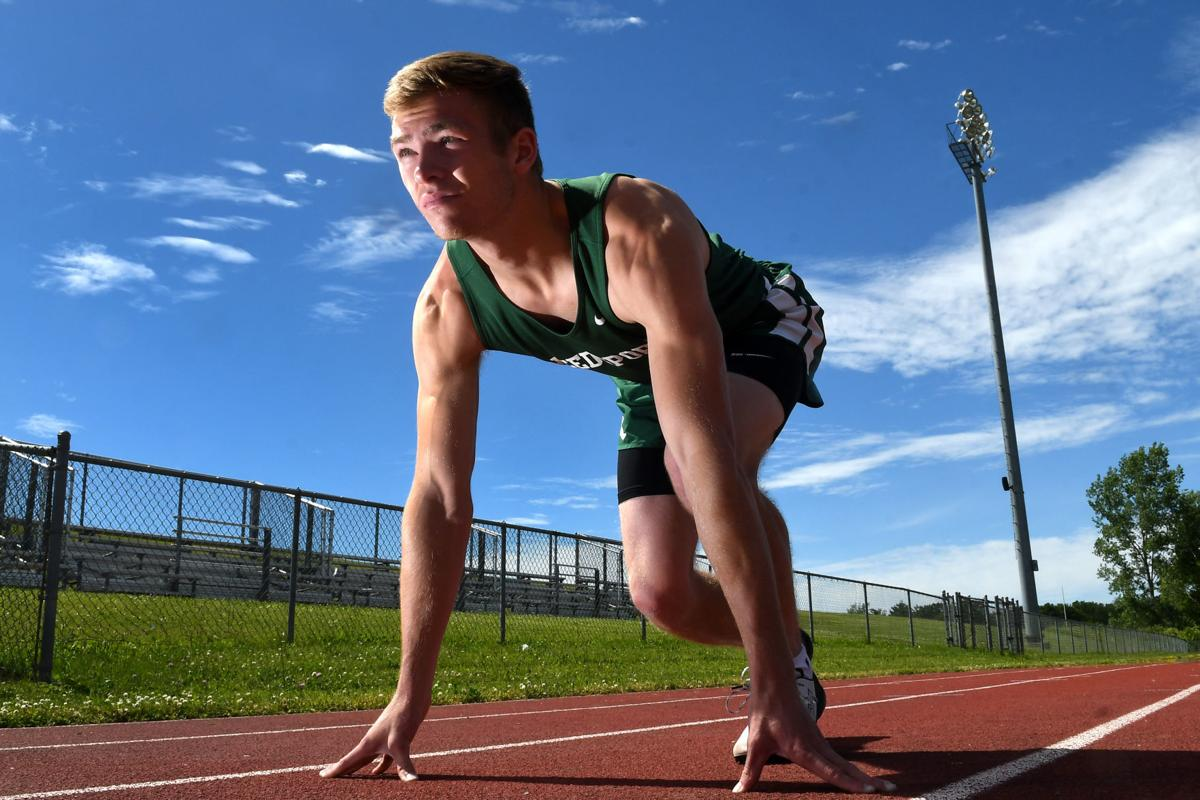 Boys Track and Field Athlete of the Year: Riley Spingler, Weedsport