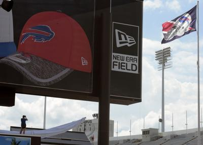 Bills Stadium Name Football