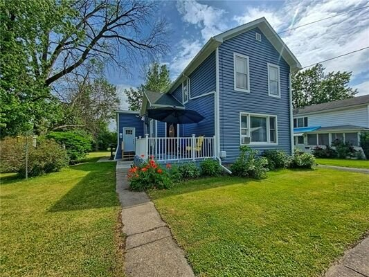 4 Bedroom Home in Seneca Falls - $94,900