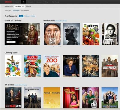 Clicking through the wild west of video-on-demand