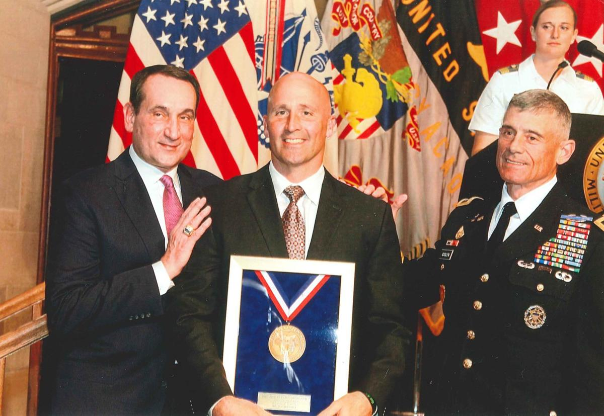 Photo # 1 - Joe Alberici, West Point Coach