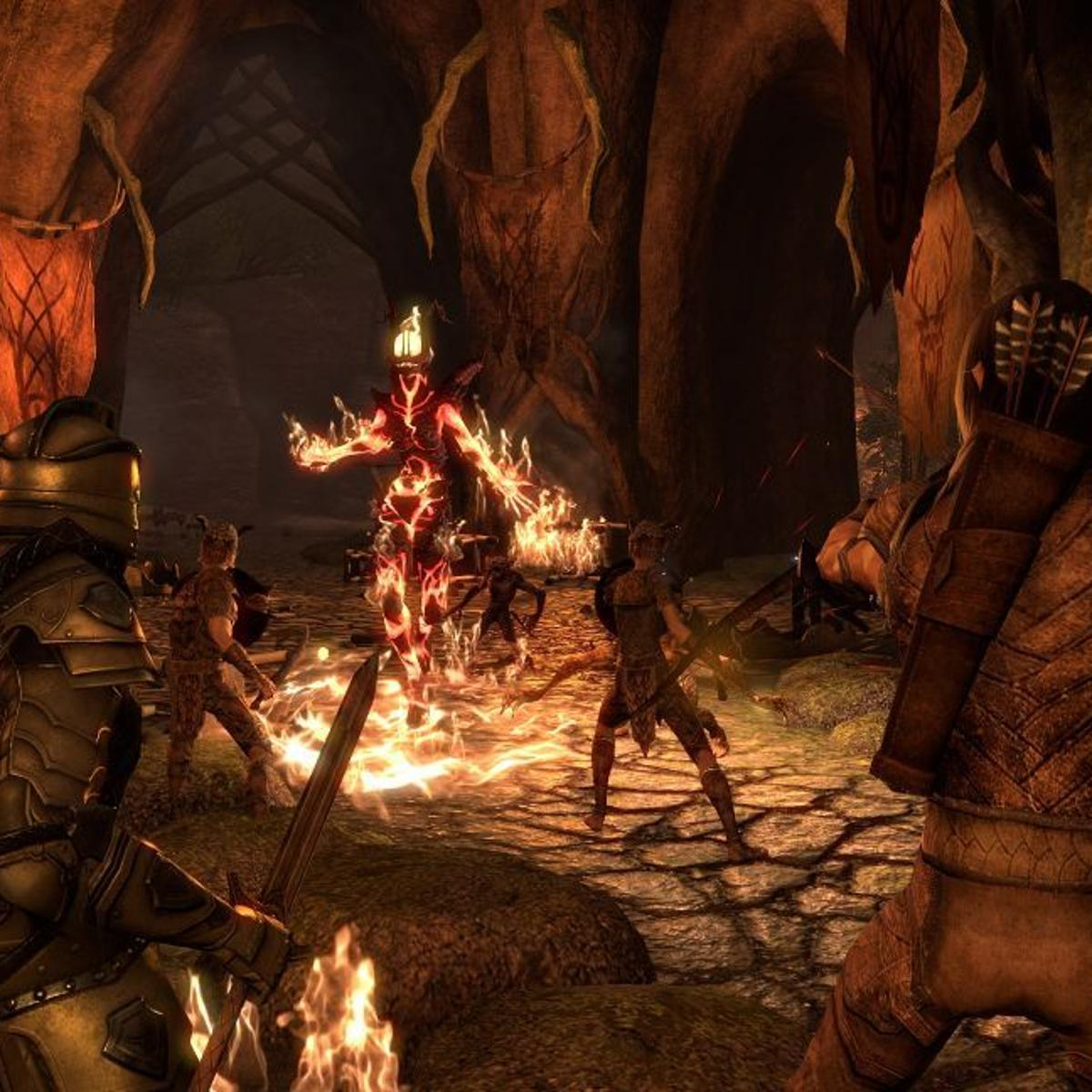 The Elder Scrolls Online: Tamriel Unlimited' (Xbox One) review: Long
