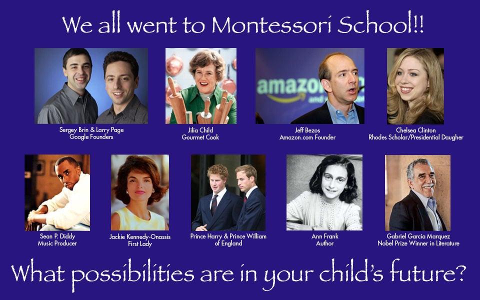 Montessori alumni