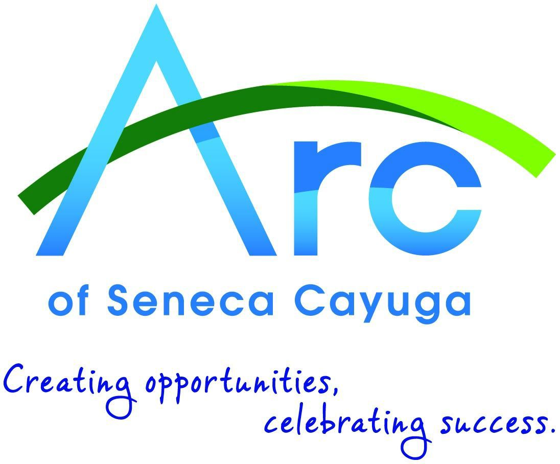 Arc of Seneca Cayuga logo
