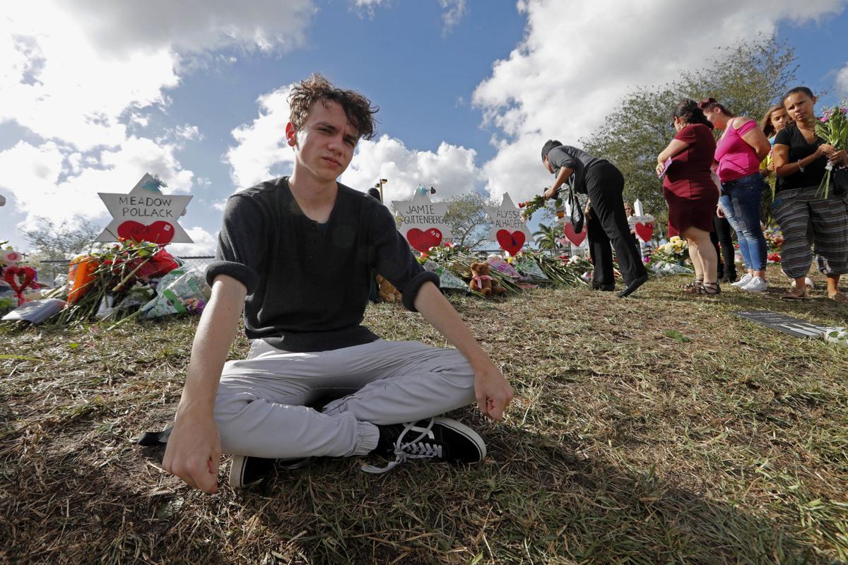 School Shooting Florida Never Again