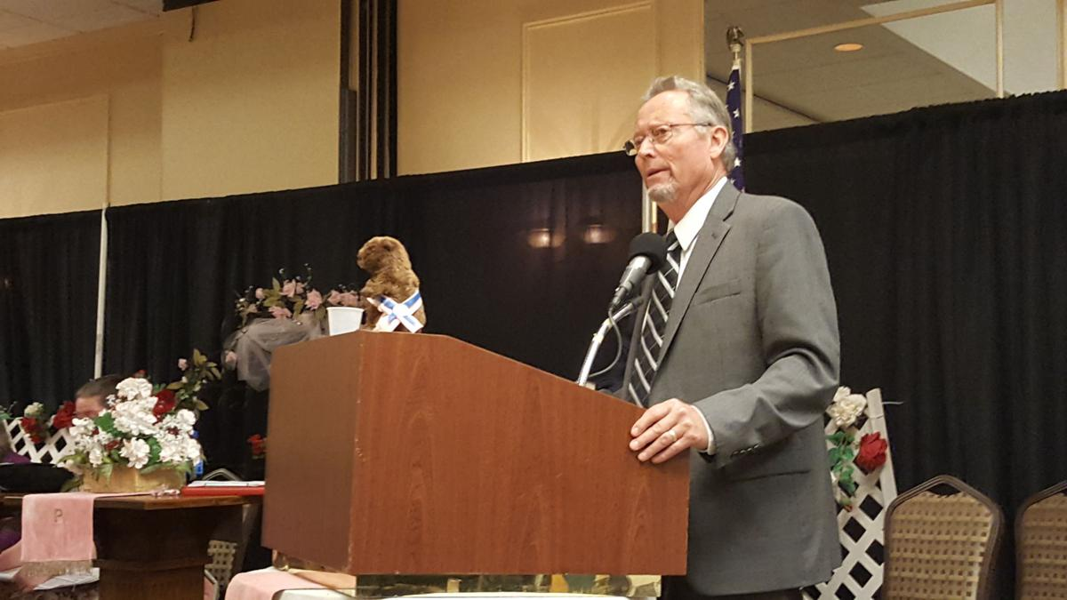 New York State Agriculture and Markets Commissioner Richard Ball
