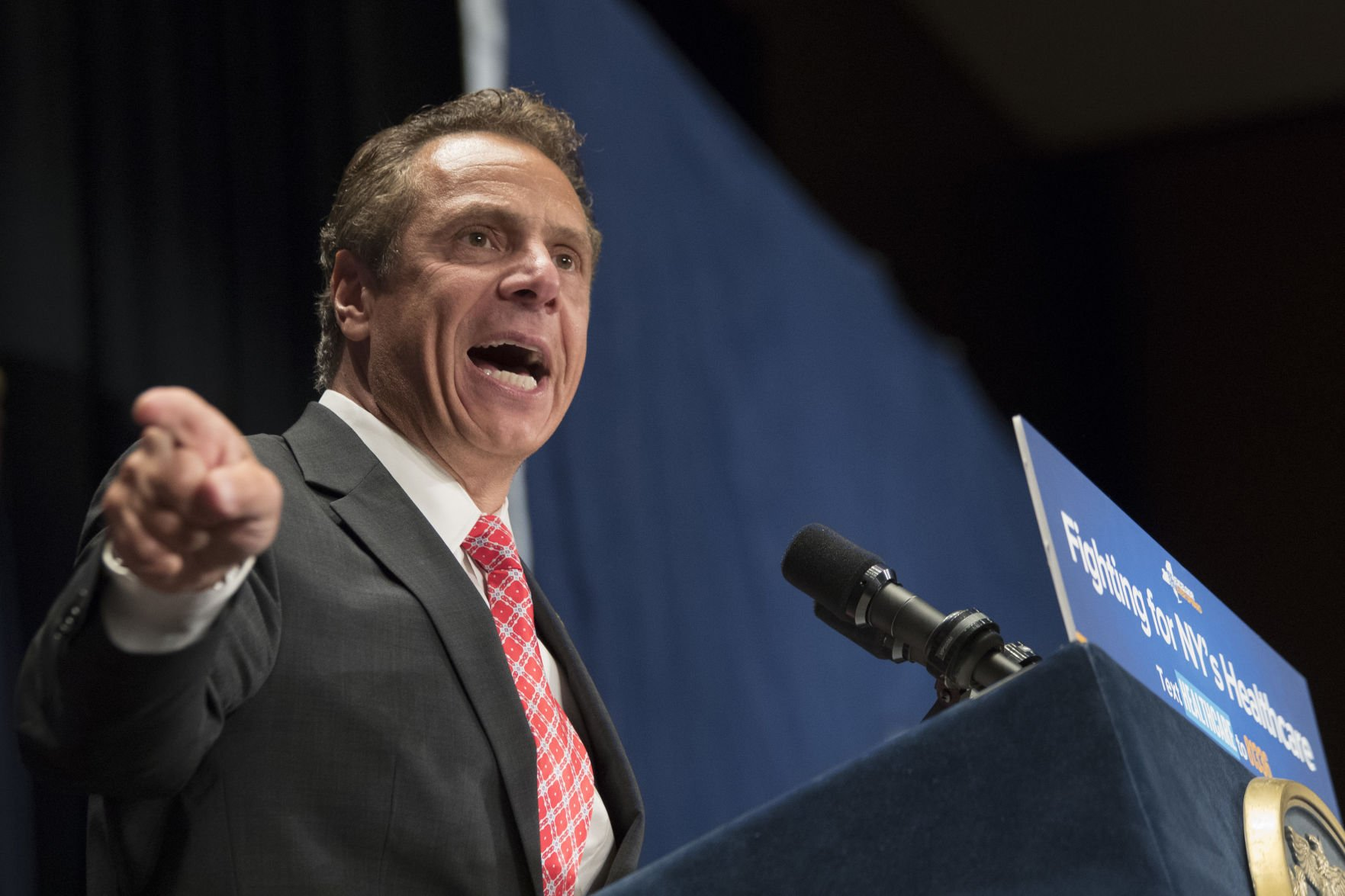 Cuomo introduces new hate crime legislation