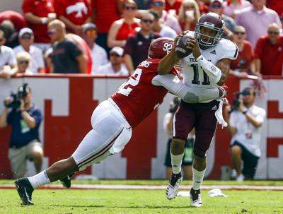 NFL Draft Quinnen Williams Football