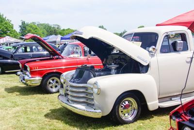 Prison City Ramblers' 27th annual Father's Day car show