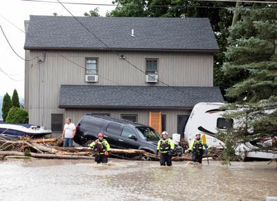 Seneca County flooding