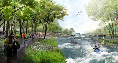 Erie Canal Rendering 5