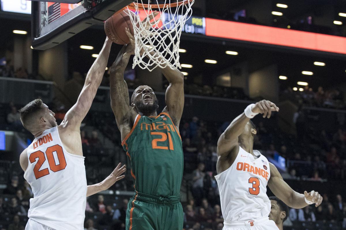 ACC Miami Syracuse Basketball