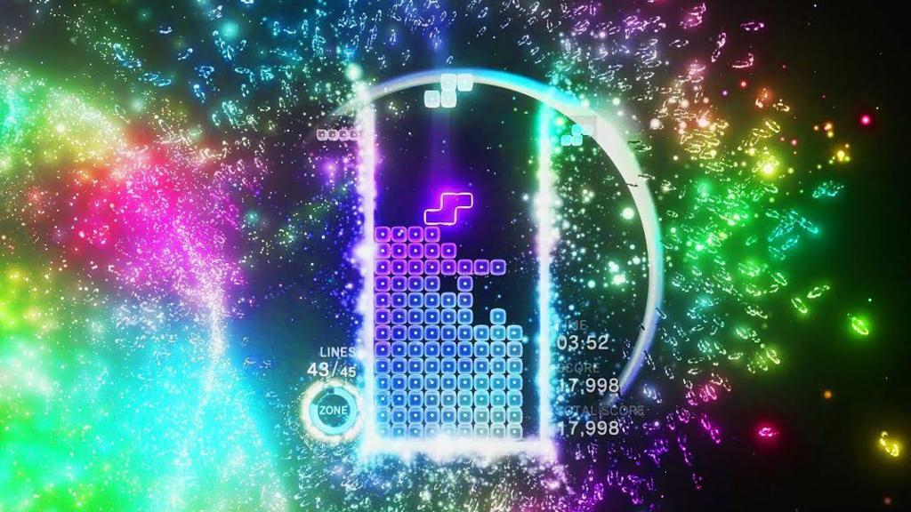 Tetris Effect' (PS4) review: The traditional gets trippy