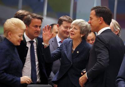 Belgium EU Brexit