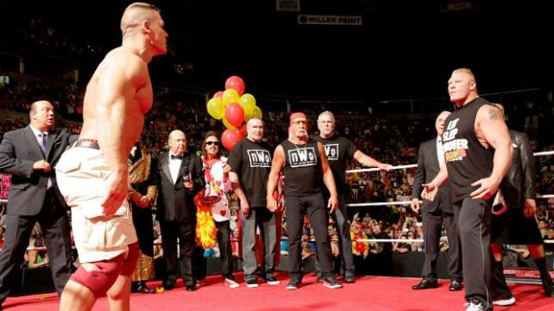 WWE: Why John Cena will beat Brock Lesnar and retain the ...