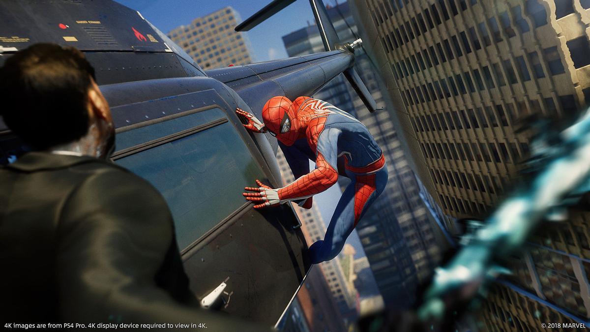 'Spider-Man' 2