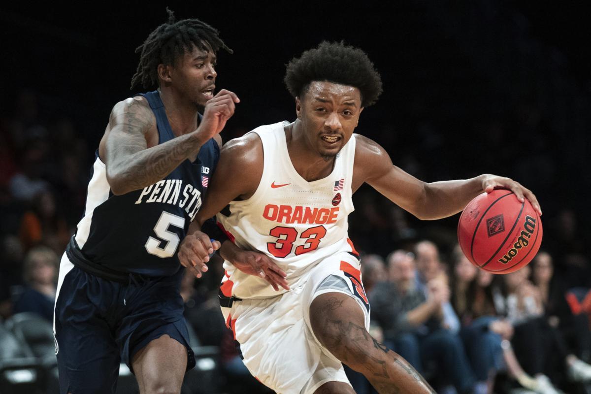 NIT Syracuse Penn St Basketball