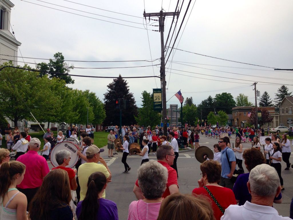 Marcellus Memorial Day Parade 2015