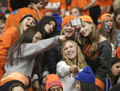Four Things That Can Bring Syracuse Men S Basketball Fans Joy This