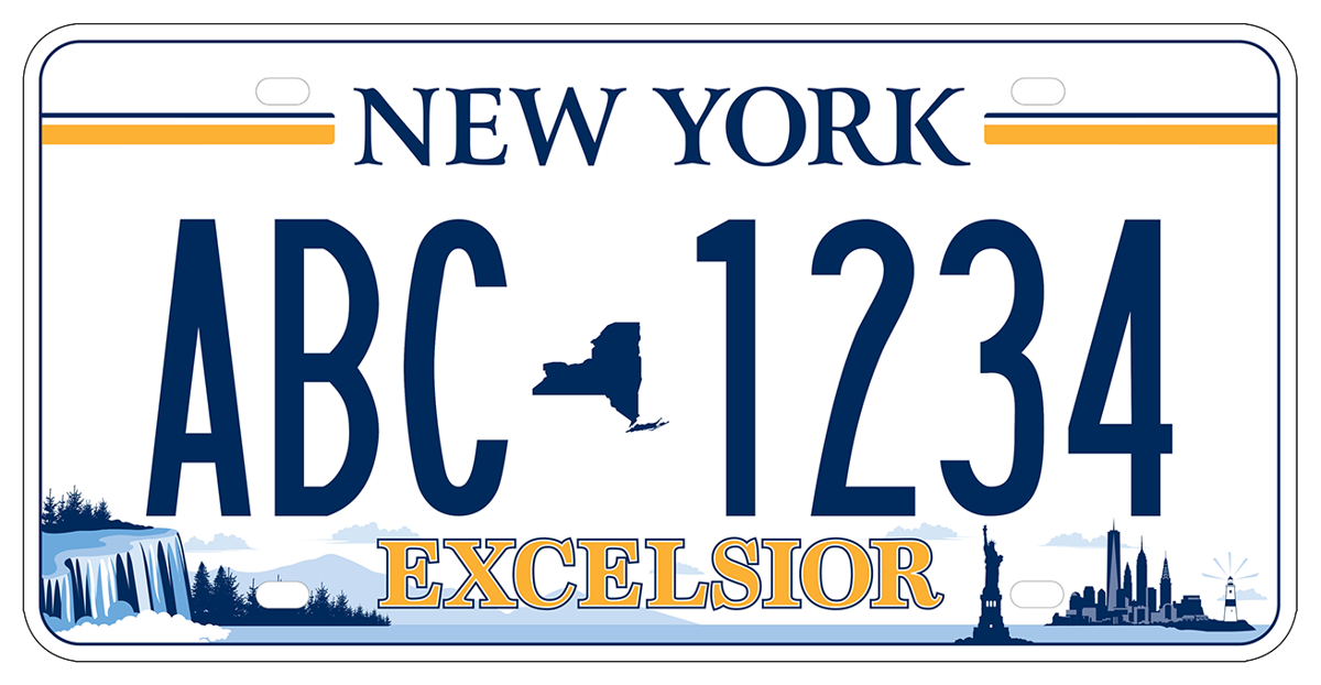 Excelsior plate