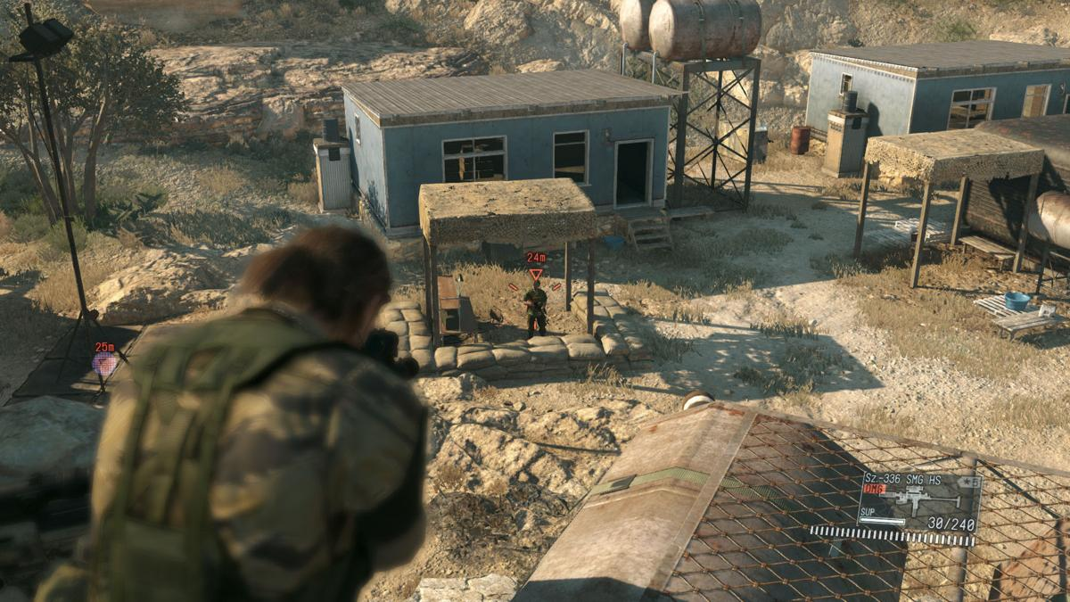 Metal Gear Solid V: The Phantom Pain' (PS4) review: Just pay