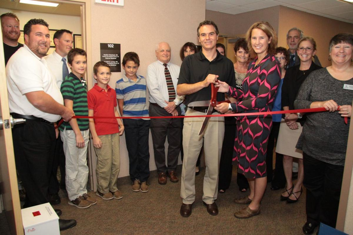 More than a number: New Auburn medical practice opens