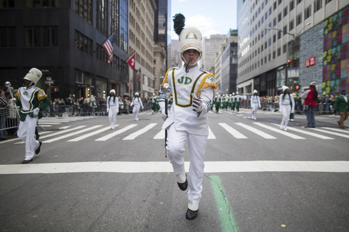 St. Patricks Day Parade New York