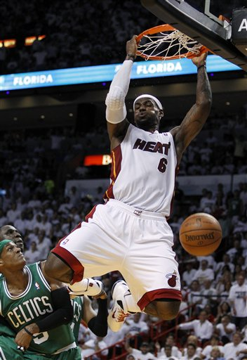To The Finals Heat Top Celtics 101 88 In Game 7 Local Sports Auburnpub Com
