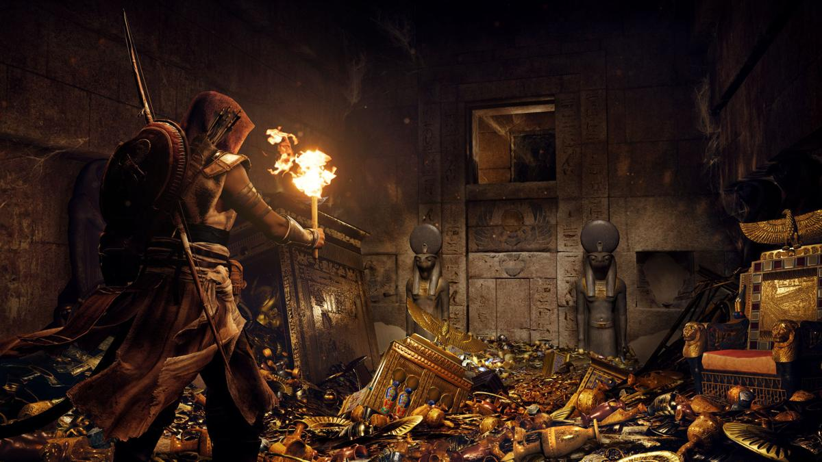 'Assassin's Creed Origins'