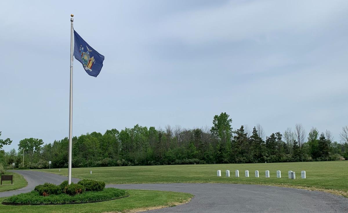 Sampson Veterans Memorial Cemetery 1