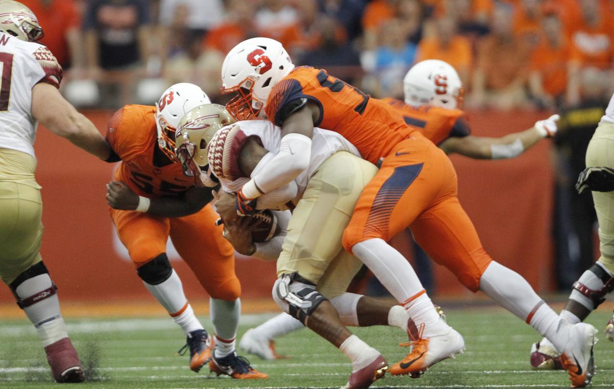 Florida State Syracuse Football