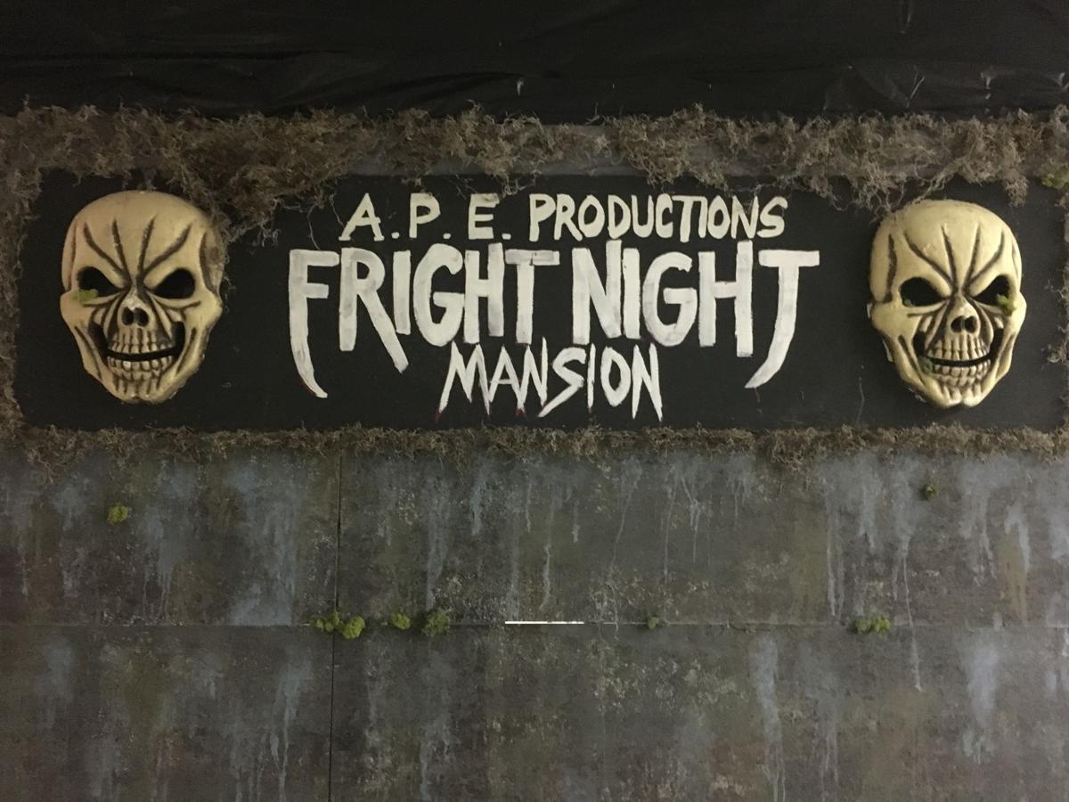 Fright Night Mansion 1