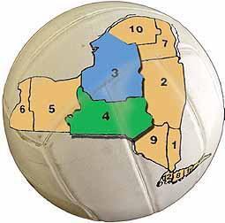 Citizen volleyball