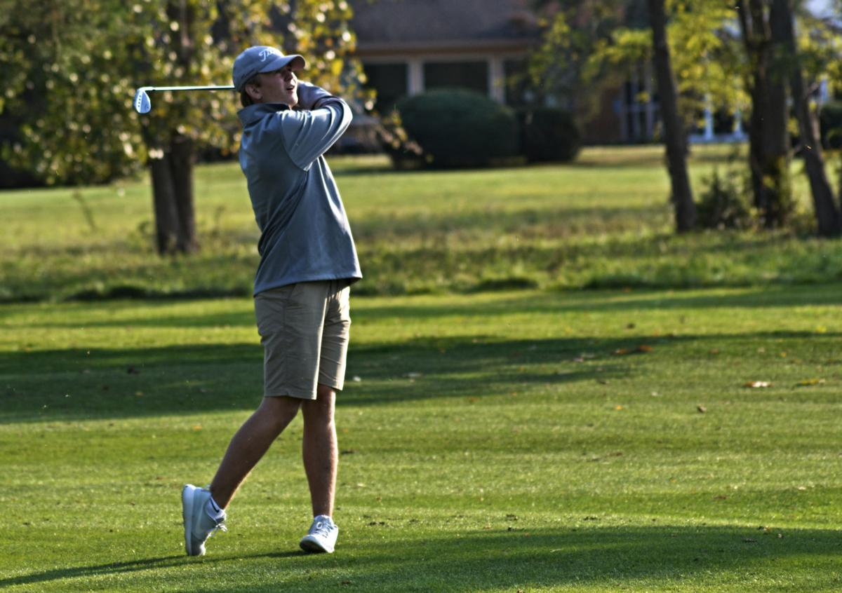 Auburn golf vs. Central Square - 2