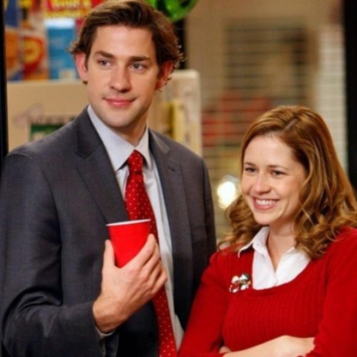 Jim And Pam Wedding Episode.The Office Recap Jim And Pam S Marriage Reaches Threat