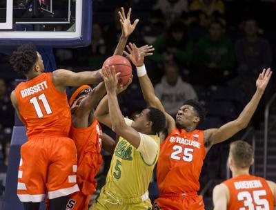 Syracuse Notre Dame Basketball