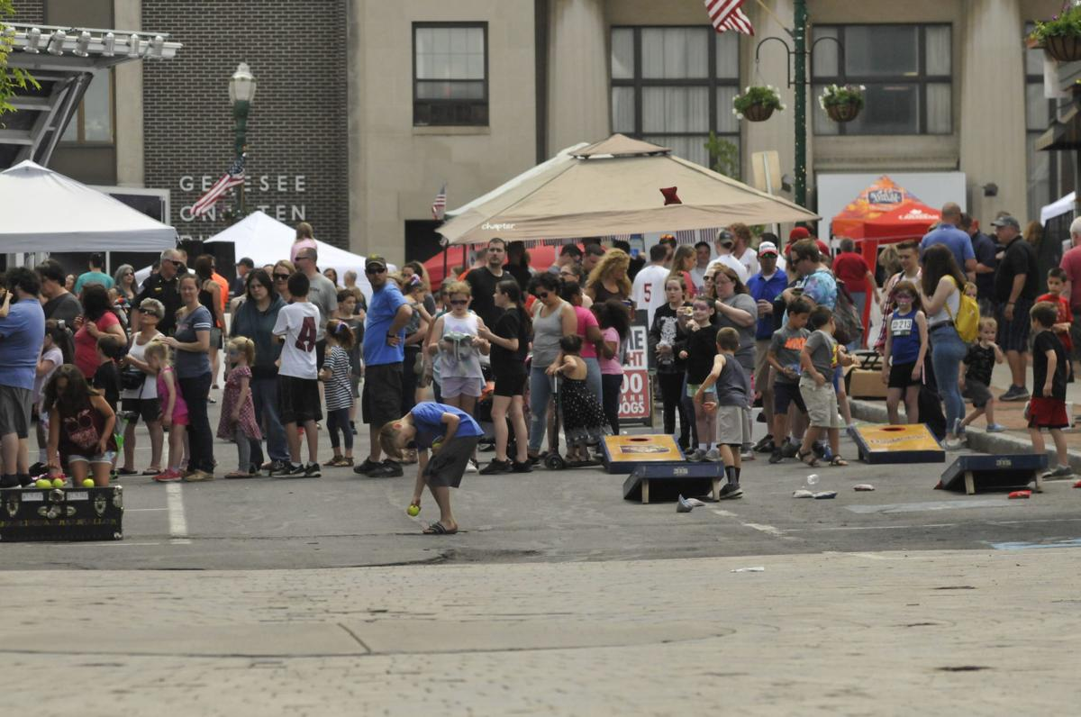 Majorpalooza Brings Thousands To Downtown Auburn