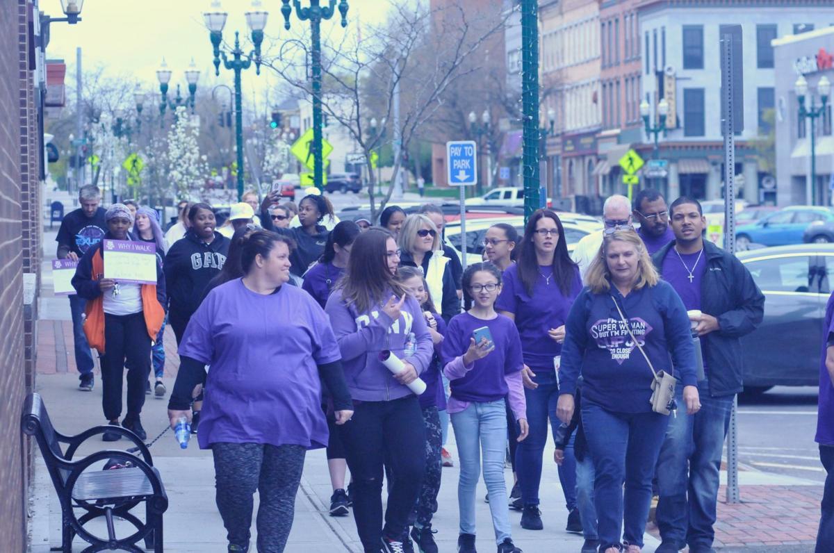 Auburn Walk to End Lupus