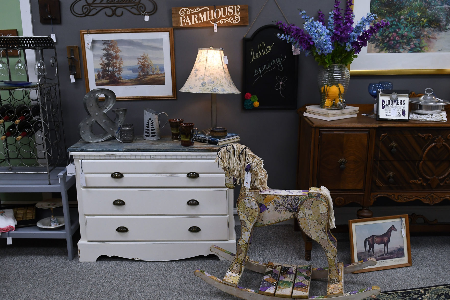 U0027A Lifestyle Storeu0027: Downtown Auburn Shop Reopens As Consignment Boutique    Lake Life   Auburnpub.com