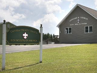 Cayuga Boy Scouts Council loses its charter