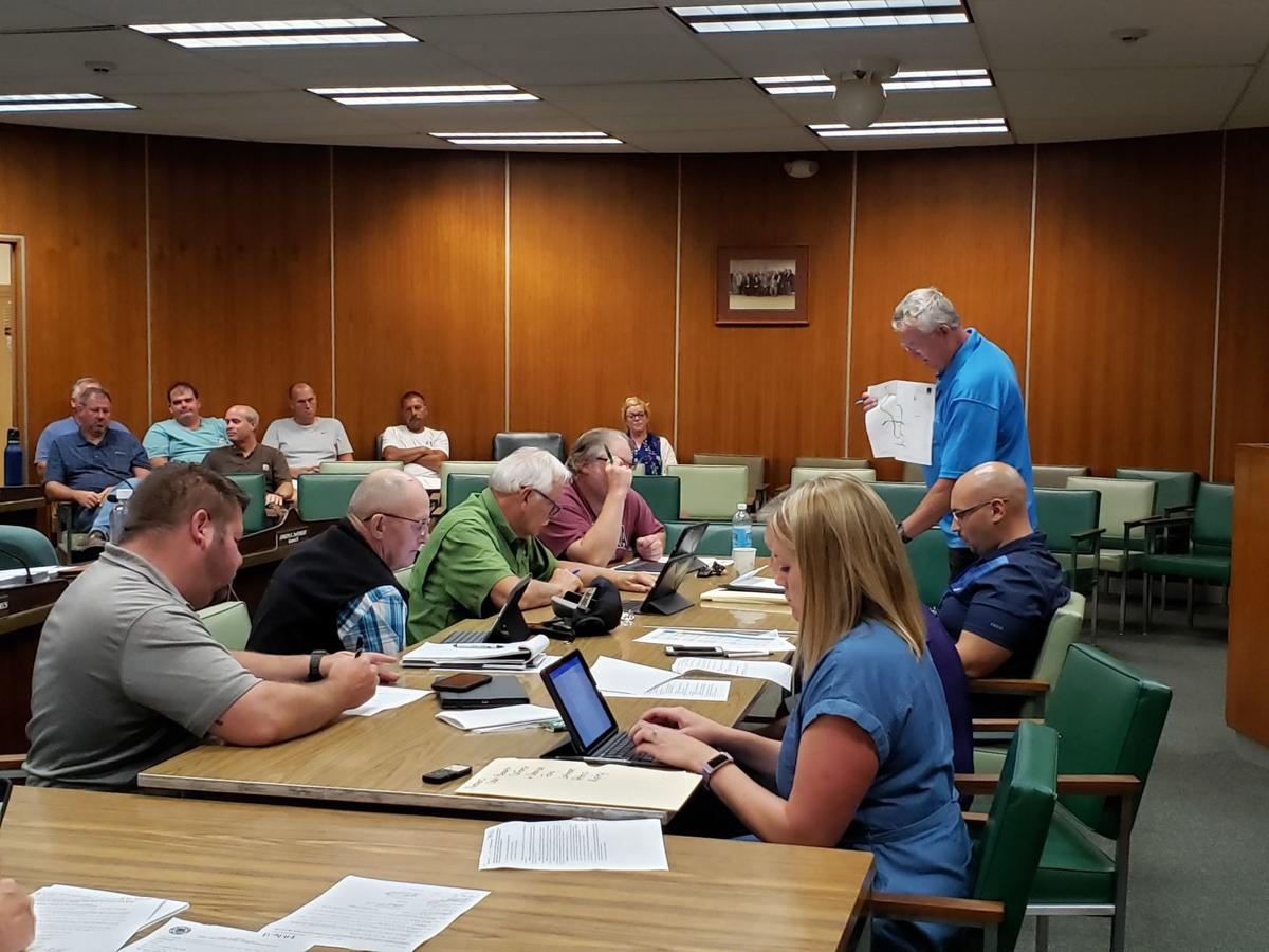 Cayuga County Public Works Committee