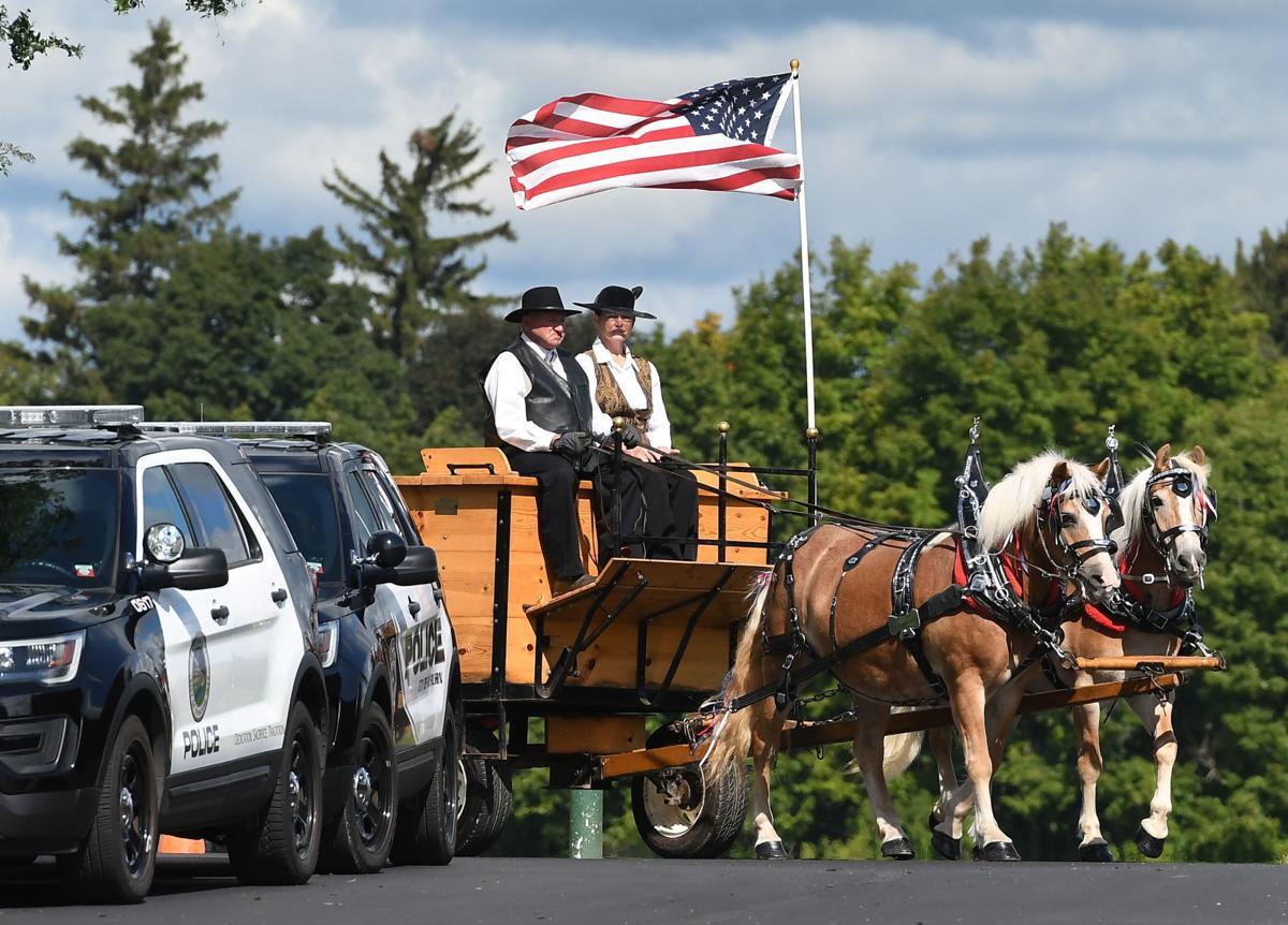 Steve McLoud Funeral